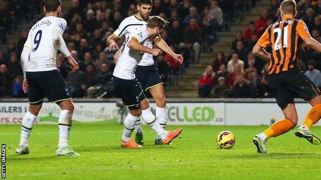 Prediksi Skor Jawara Tottenham Hotspur Vs Hull City 16 Mei 2015
