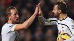 Hull City 1-2 Tottenham Hotspur