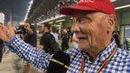 VIDEO: F1 paddock pays tribute to Hamilton