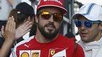 Alonso emotional at Ferrari farewell