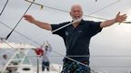 Sir Robin Knox-Johnston