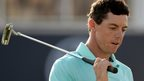 Rory McIlroy wins the 2014 Race to Dubai