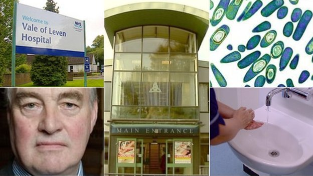 The Vale of Leven Hospital report is due