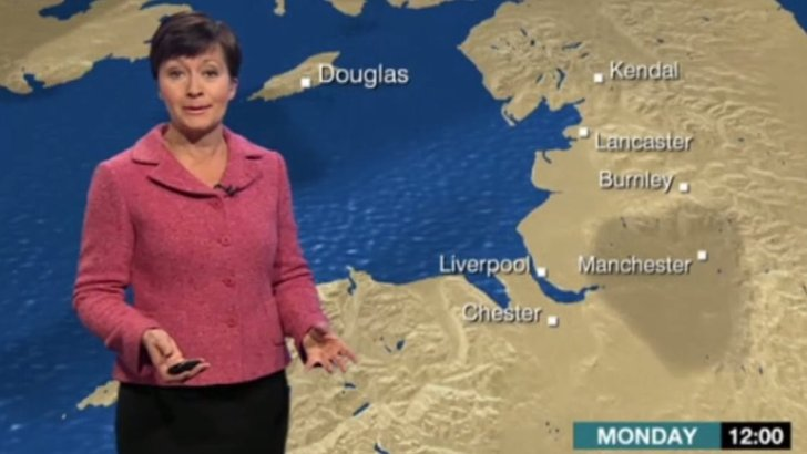 BBC Weather grab