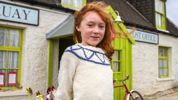 Katie Morag acress Cherry Campbell