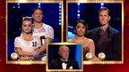 Steve Backshall v Sunetra Sarker in Strictly dance-off
