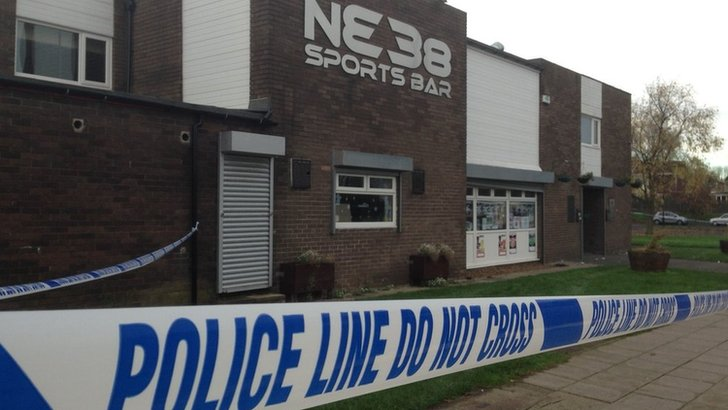 NE38 Sports Bar, Barmston
