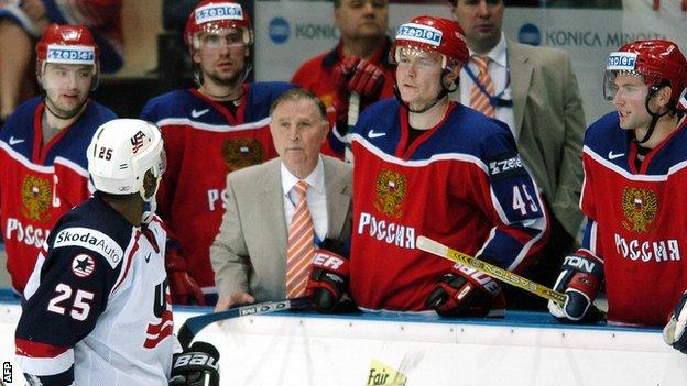 Viktor TikhonovViktor Tikhonov Olympics