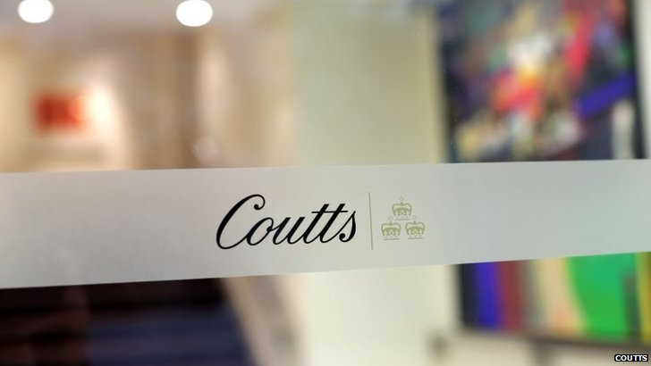 Private Bank Coutts Logo