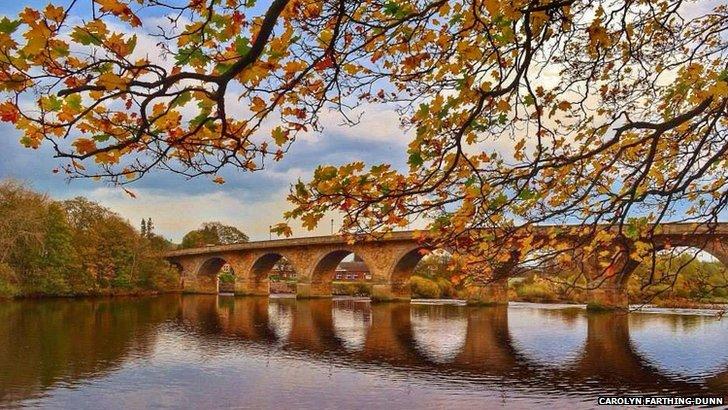 Hexham Bridge