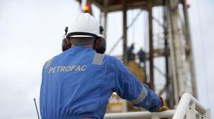 Petrofac worker