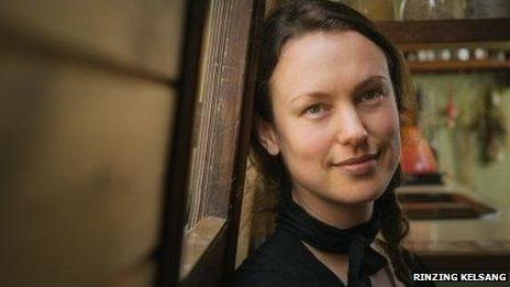 Anna Kent, midwife