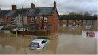 Floods at St Asaph