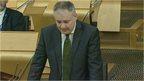 Environment and Rural Affairs Secretary Richard Lochhead