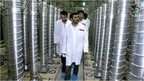 Iran's former president, Mahmoud Ahmadinejad, rejected curbs on its nuclear programme