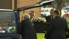 Funeral of Bartosz Bortniczak