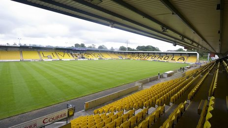 Livingston's stadium