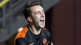 Dundee United forward Aidan Connolly