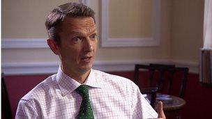 Andrew Haldane, Chief Economist of the Bank of England