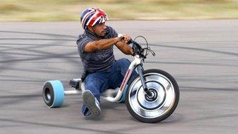 Drift triking