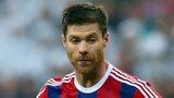 Bayern Munich midfielder Xavi Alonso