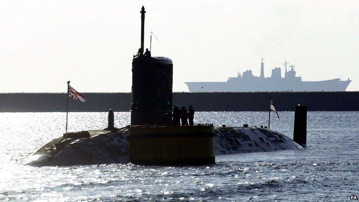 HMS Triumph