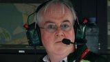 Caterham administrator Finbarr O'Connell