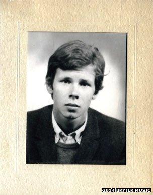 Nick Drake portrait