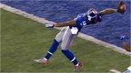 NFL: New York Giants' Odell Beckham Jr's stunning catch
