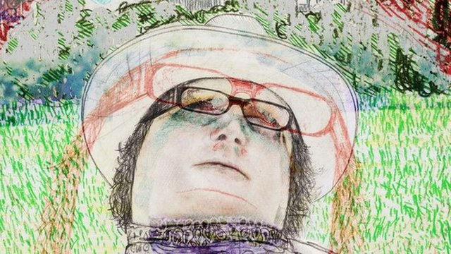 Illustration of Owen Lowery