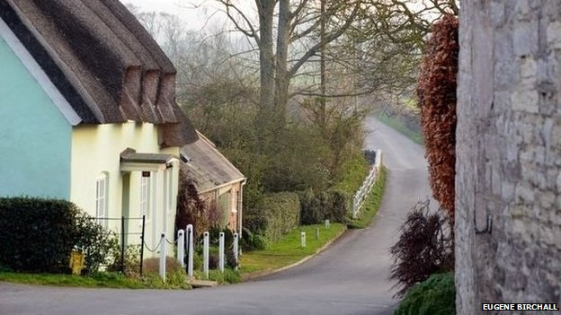 BBC News - Lower Bockhampton Kingston Maurward housing development plans dropped