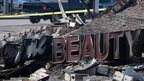 Business destroyed in Ferguson unrest