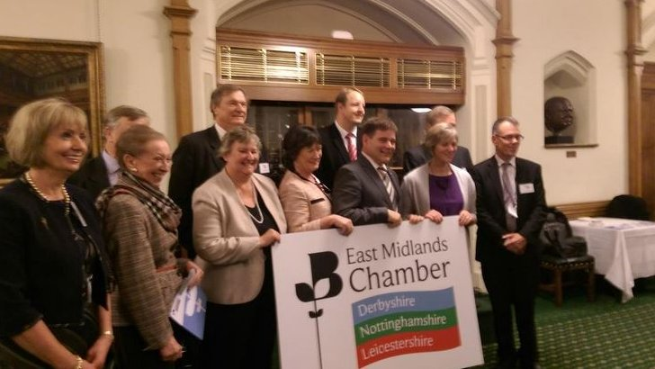 East Midlands Chamber at Parliament