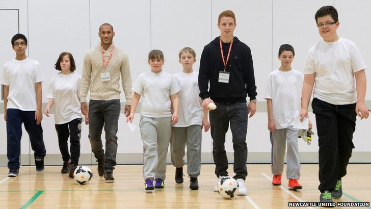 Yoan Gouffran and Jack Colback