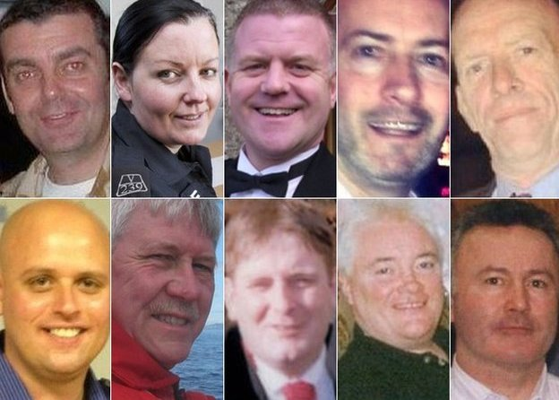Clutha victims