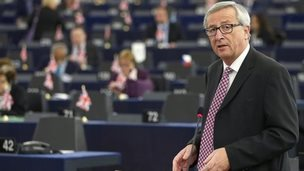 European Commission President Jean-Claude Juncker (26 Nov)