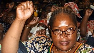 Zimbabwe VP leadership bid blocked