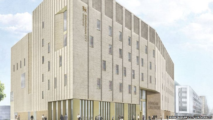 How the new conservatoire could look
