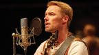 Ronan Keating in Once