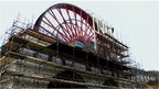 Laxey wheel repairs to cost £250,000