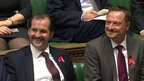 Movember MPs Jake Berry and Jason McCartney
