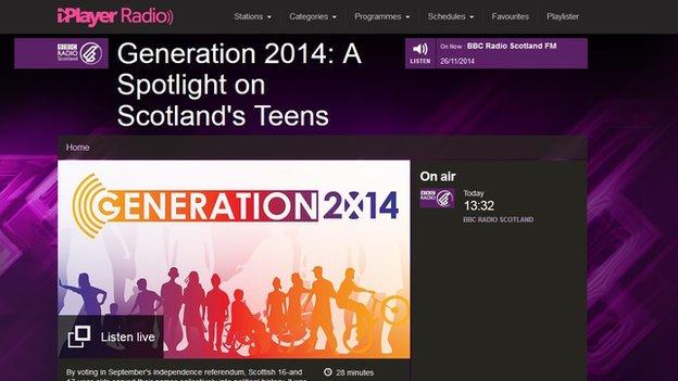 Generation 2014