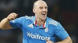 England spinner James Tredwell