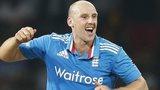 England spinner James Tredwell
