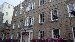 St Peter Port parish offices