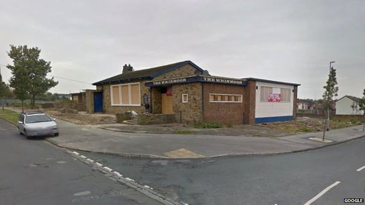 Former Whinmoor pub