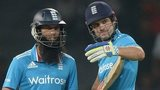 Moeen Ali and Alastair Cook