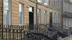 Terraced housing, Glasgow