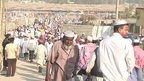 Biswa Ijtema in Bangladesh is the second largest congregation of Muslims after the Hajj