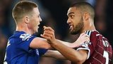 James McCarthy and Winston Reid